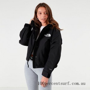 Women's The North Face Reign On Jacket Black On Sale