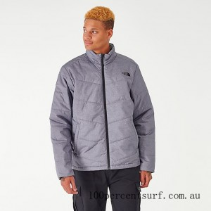 Men's The North Face Junction Insulated Jacket TNF Medium Grey On Sale