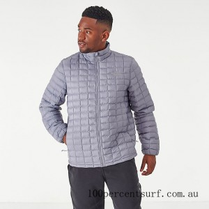 Men's The North Face Thermoball Eco Jacket Mid-Grey On Sale