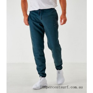 Men's Under Armour Unstoppable Move Light Jogger Pants Dark Grey On Sale