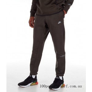 Men's Nike Sportswear Air Max Jogger Pants Olive On Sale