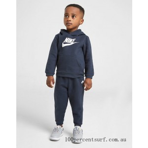 Black Friday 2021 Boys' Infant Nike Hoodie and Pants Set Navy Clearance Sale