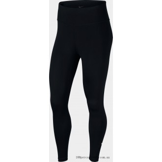 Women's Nike One 7/8 Tights Black/White On Sale