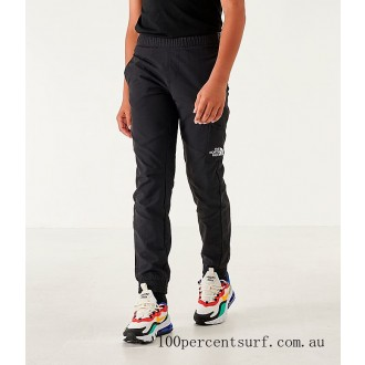 Boys' The North Face Woven Cargo Pants Black On Sale