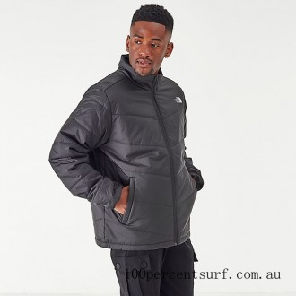 Men's The North Face Junction Insulated Jacket TNF Black On Sale
