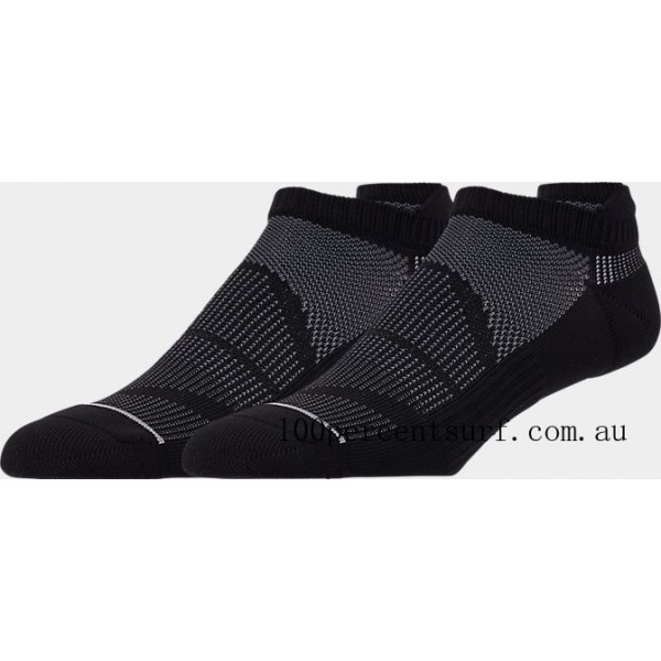 Men's adidas Badge of Sport 2-Pack No-Show Tab Socks White On Sale